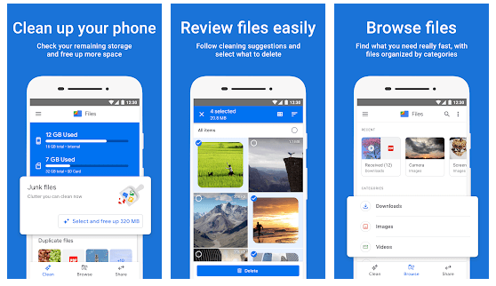 Files by Google - Best File Manager App For Android