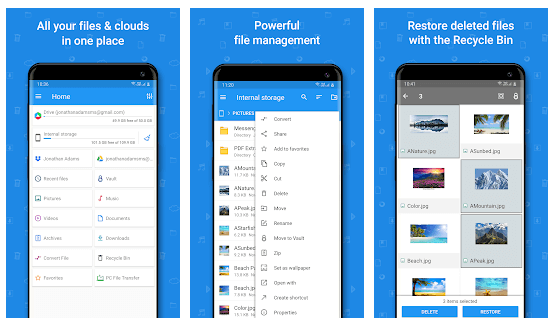 File Commander - Best File Manager App For Android Devices
