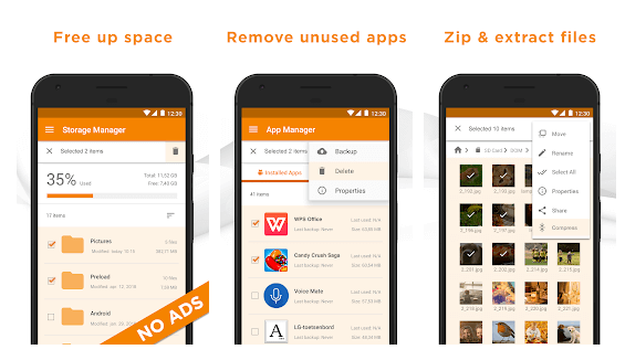 File Explorer by Astro