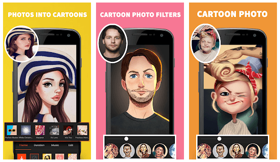 13 Best Photo To Cartoon Apps Android Ios In 2021