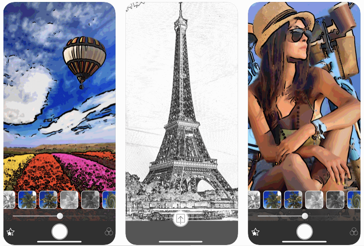 Cartoon Photo Editor - Best Cartoon to Photo Editor App For iOS