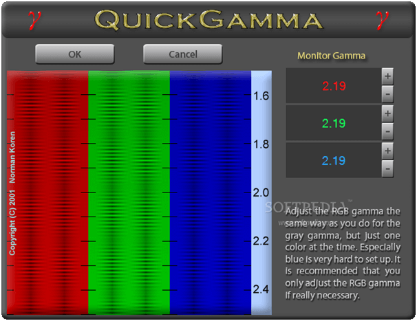 Quick Gamma - Best Monitor Calibration Software For Windows