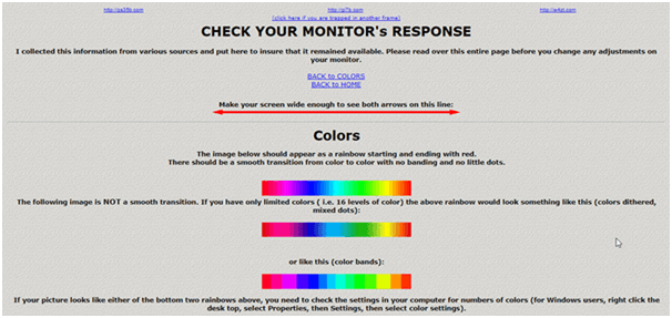 W4ZT - Best Free Monitor Calibration Software