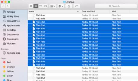 VoidTech's File Shredder Software For Mac