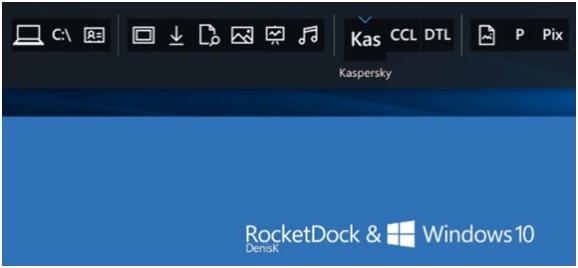 RocketDock - Best App Launcher for Windows
