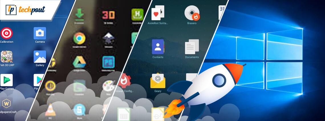 13 Best Program Launcher for Windows 10
