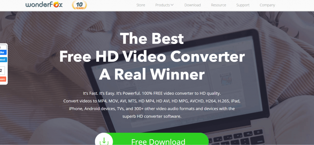 HD Video Converter Factory Software