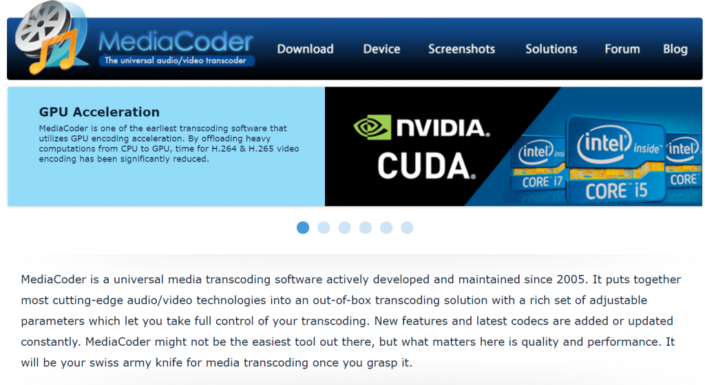 Media Coder - Best Video Converter For Windows