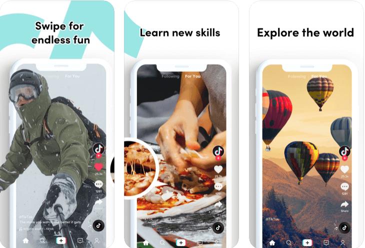 TikTok - Popular Social Media App