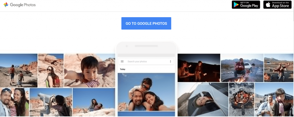 Google Photos - Best Picasa Alternative