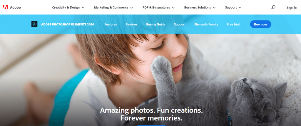 Photoshop Elements - Best Replacement for Picasa