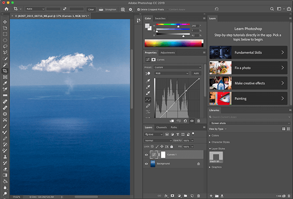 Adobe Photoshop - GIF Software for Windows