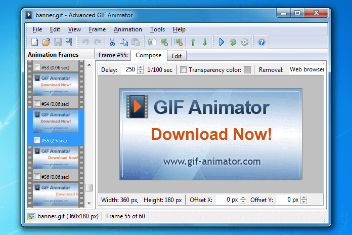 GIF Animator - Best GIF Makers/Editors