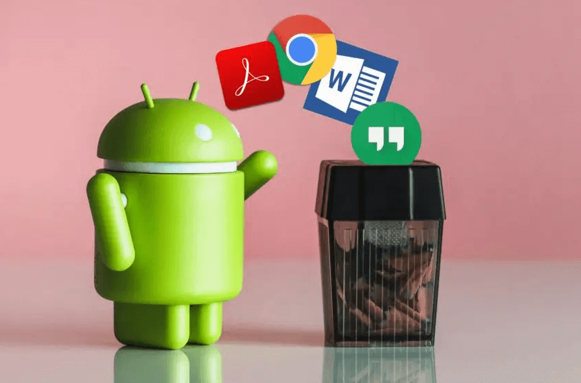 Get Rid of Unnecessary Apps to Make Android Run Faster