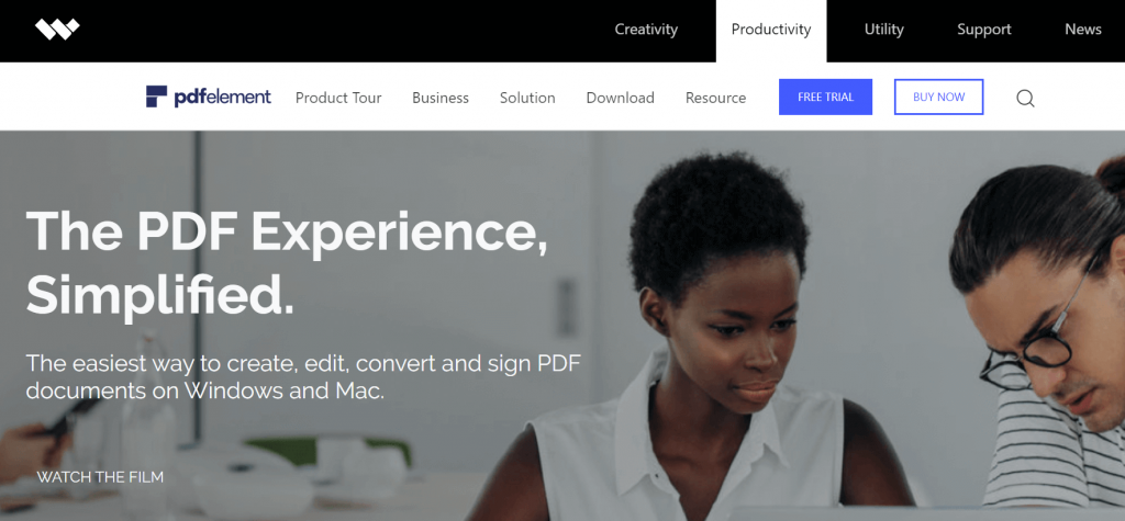 PDFelement - PDF Editing Software