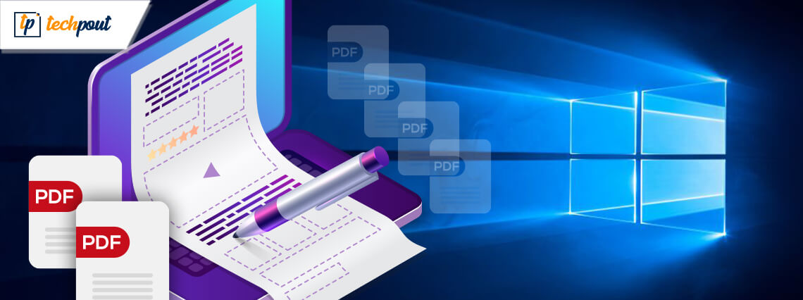 13 Best Free PDF Editing Software For Windows in 2020