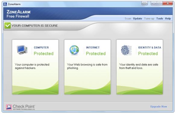 ZoneAlarm - Best Windows Firewall Software