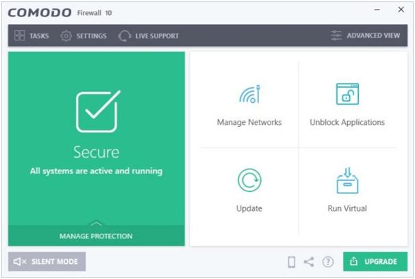 Comodo Firewall - Best Firewall Software of 2020