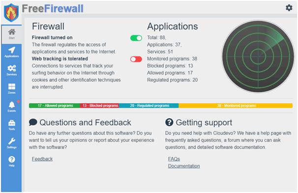 Evorim Firewall Software For Windows Free