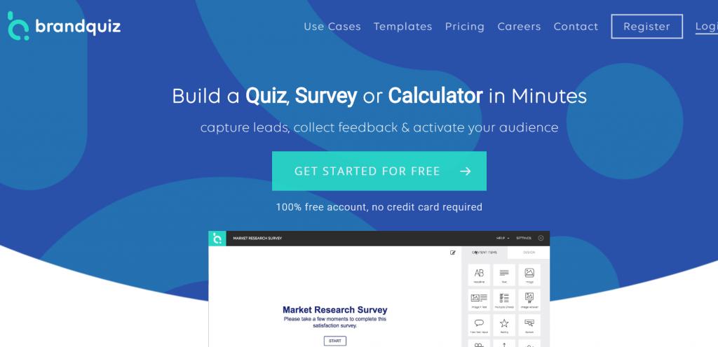 BrandQuiz - Best Online Quiz Platforms