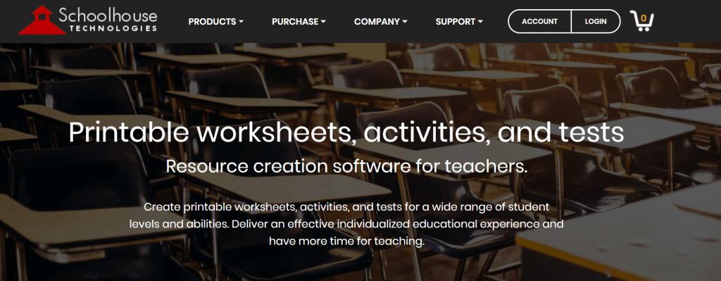 SchoolHouse Technologies - Best Free Quiz Maker Software
