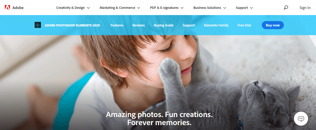 Adobe Photoshop Elements Tools For Photo Editor