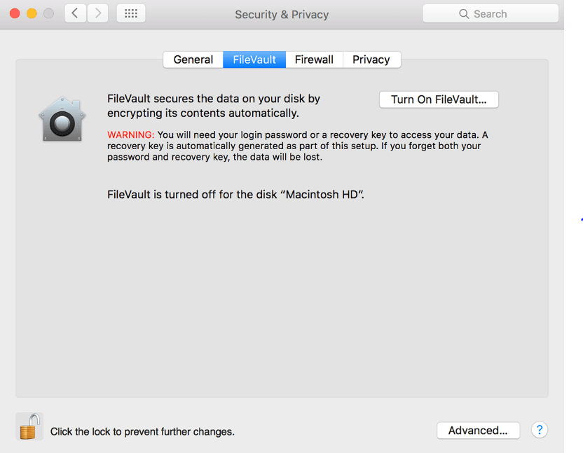 FileVault - Best Encryption Software