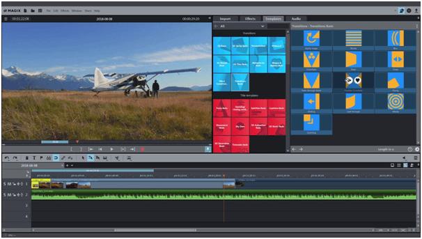 Magix Movie Edit Pro Software