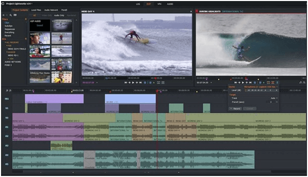 Lightworks - Best Free Video Editor