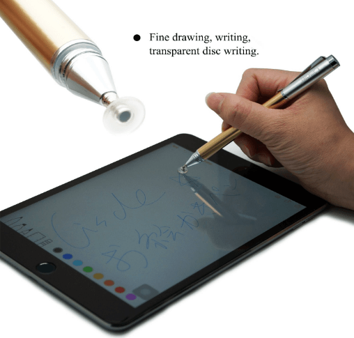Ciscle Disc Stylus - Apple Pencil Alternatives