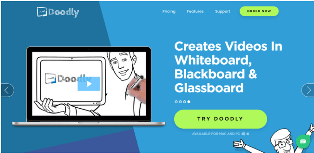 Doodly - Best Whiteboard Animation Maker