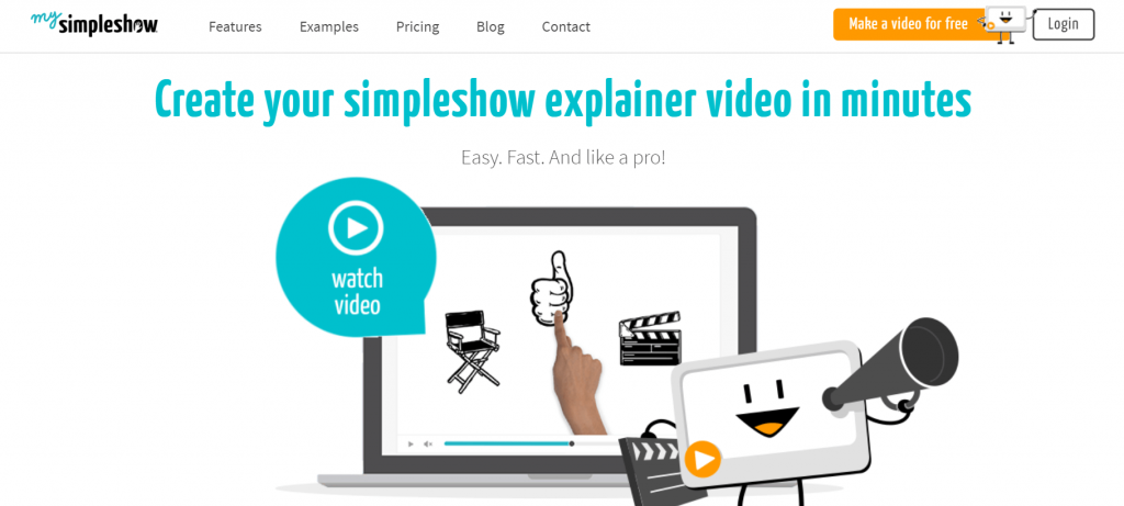 MySimple Show - Free Whiteboard Animation Makers