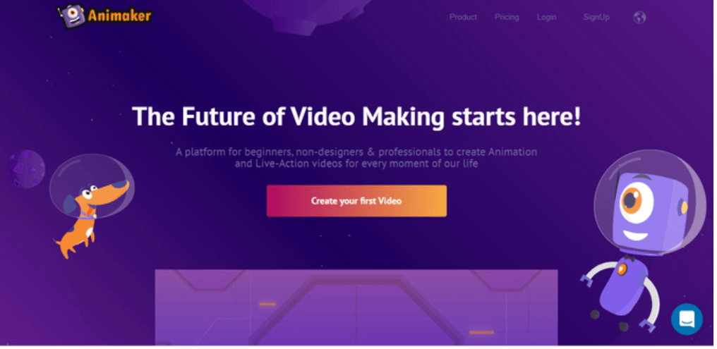 Animaker - Best Cloud-Based Whiteboard Animation Creator