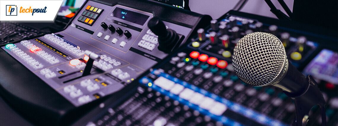 7 Best Audio Recording Software For Mac in 2020