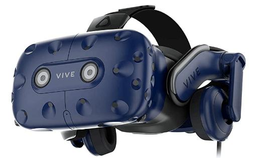HTC Vive 3D VR Headset