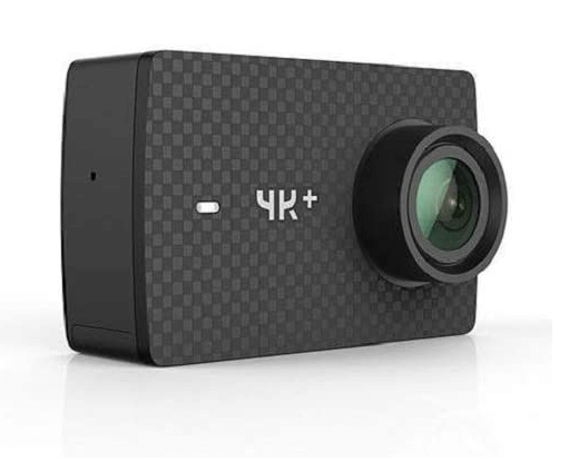 YI 4K+ Action Camera - Best GoPro Alternatives