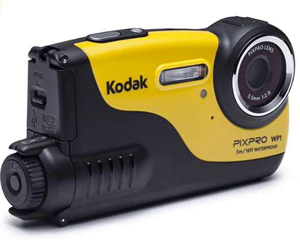 Kodak WP1 Sport Camera