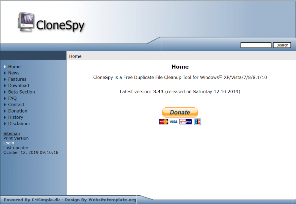 Clone Spy - Best Duplicate Music Files Finder Software