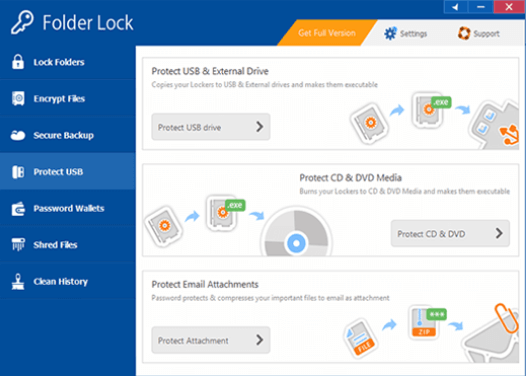 15 Best File And Folder Lock Software For Windows In 2021