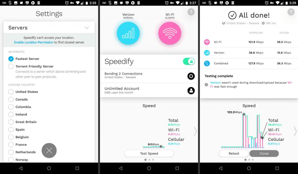 Speedify VPN - Best VPN Service
