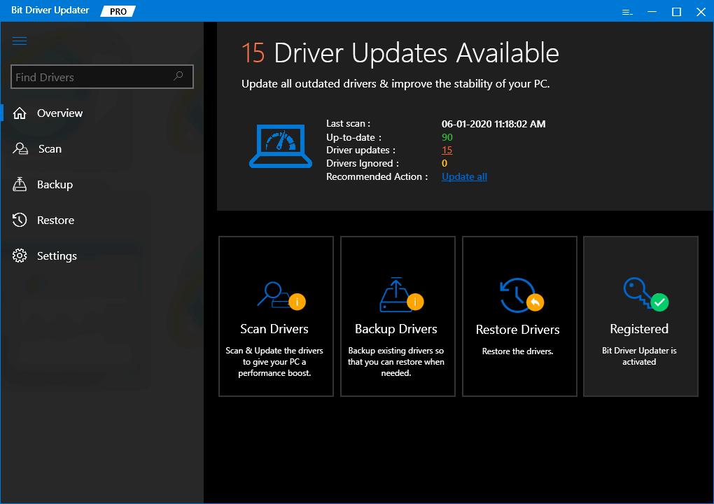 Bit Driver Updater Tool