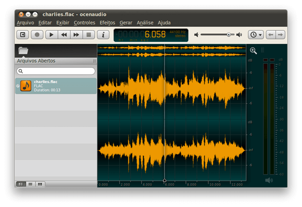 Ocenaudio - Best Free Audio Editing Software