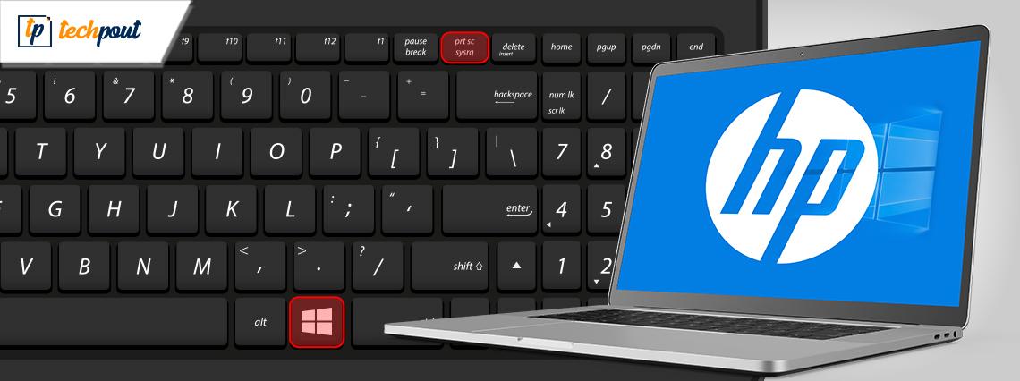 How To Take a Screenshot on Windows HP Laptop?