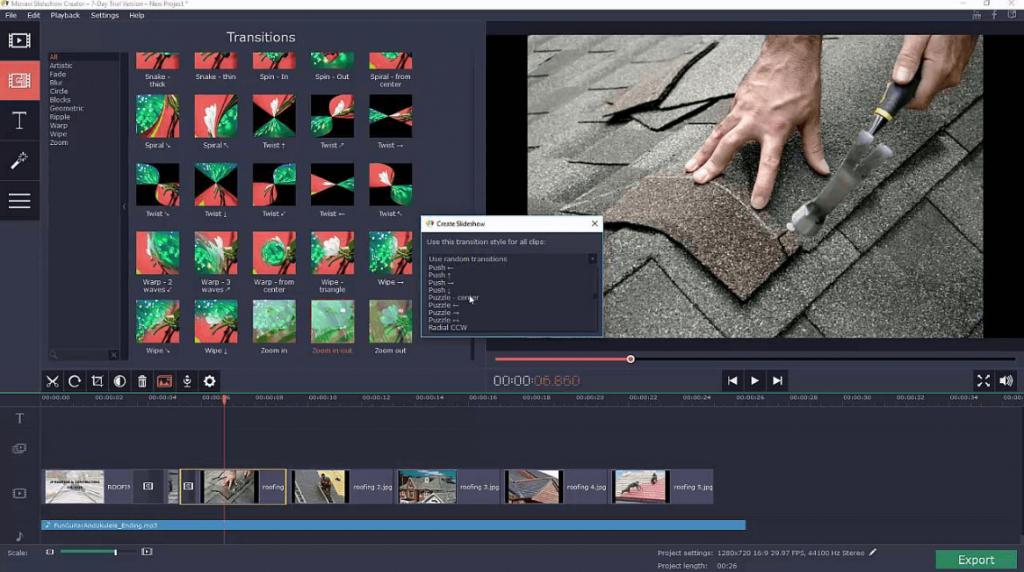 Movavi Slideshow Maker Software For Windows