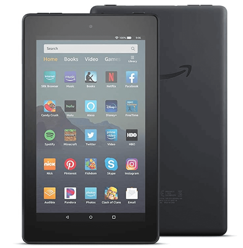 Amazon Fire 7 (2019) - Android Gaming Tablet