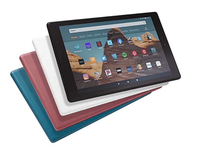 Amazon Fire HD 10 (2019) Tablet