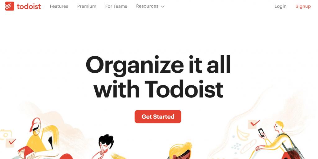 Todoist - Best Task Schedulers For Windows