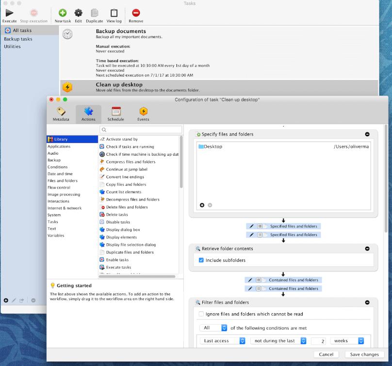 Task Till Dawn - Best Free Task Scheduler Software For Windows
