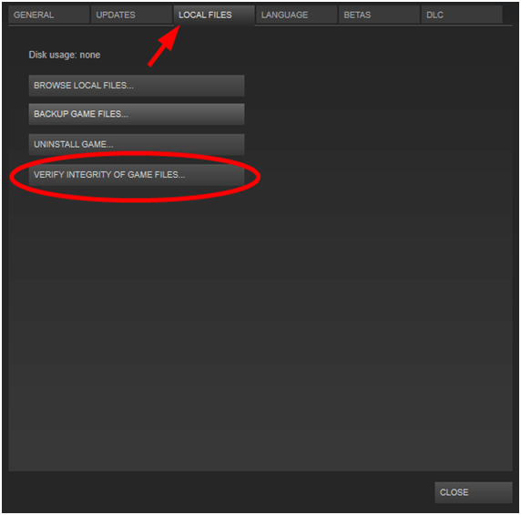 Check Your Game Files to Fix VAC was Unable to Verify the Game Session