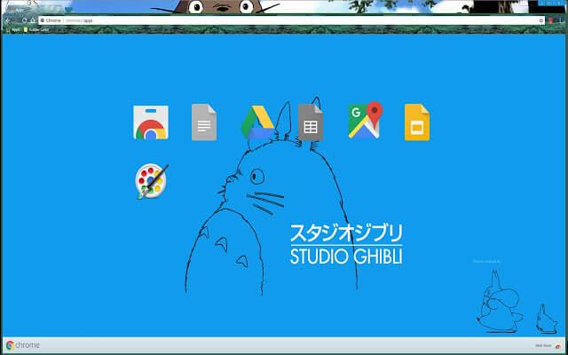 Ghibli Totoro Theme